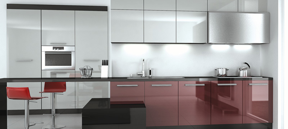 Decorain Board Materials Lacquered Mdf In High Gloss